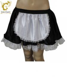 Crazy Chick Sexy Maid TuTu Skirt