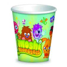 Moshi Monster Cups (Pack of 8)