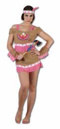Dancing Squaw Costume