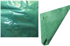 Dark Green 2 Ply Napkins Pack of 12 Pcs
