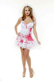 Death Bride Costume