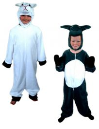 Deluxe Lamb and Donkey Costume