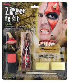 Devil Deluxe Zipper Character Kit