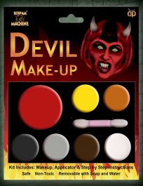 Devil Multi Pallet Makeup