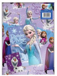 Disney Frozen Birthday Pack