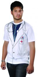 Doctor Printed T-Shirt