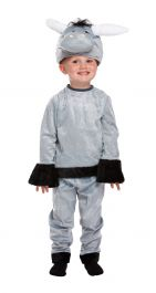 Donkey Toddler Costume