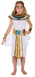 Dress Up Child Egyptian Girl