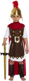 Dress Up Child Roman General