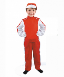 Driver Boy Costume