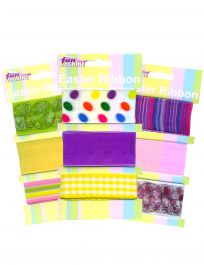 Easter Bonnet Decorative Assorted Ribbons
