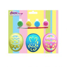 Easter Egg Stencil Set