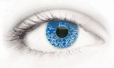Wicked Eye One Tone Blue