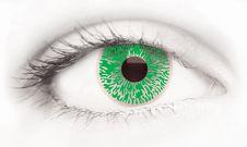 Wicked Eye One Tone Green