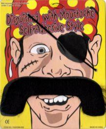Eyepatch & Mustache Set