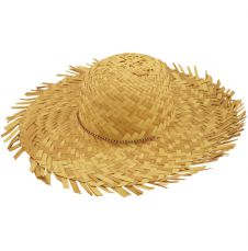 Female Hat Straw Beachcomber