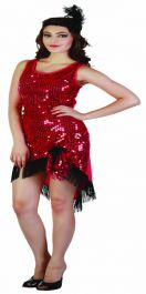 Flapper Adult Costume