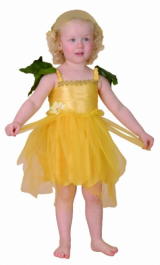 Flower Fairy Toddler Costume