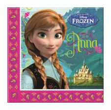 Frozen Anna Lunch Napkins