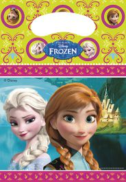 Frozen Party Bags (Pack of 6)