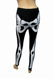 Full Bones Skeleton Printed leggings
