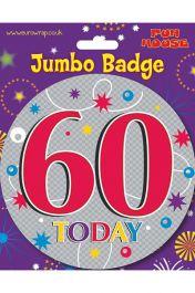Giant Badge (Aged 60)