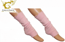 Girls Baby Pink Leg Warmer