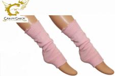 Girls Baby Pink Leg Warmer
