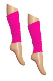 Girls Pink Leg Warmer