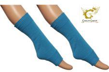 Girls Turquoise Leg Warmer