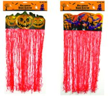 Halloween Door Curtain