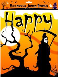 Halloween Jumbo Banner