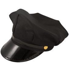 Hat Chauffeur Black