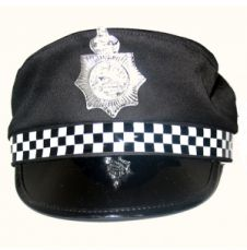 Hat Policeman Adult