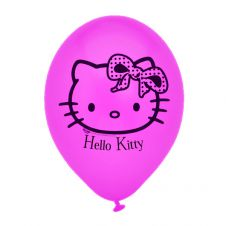 Hello Kitty Balloons (Pack of 10)