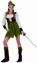Hunter Girl Adult Costume