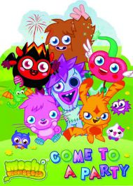Moshi Monster Invites