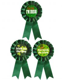 Assorted Irish Rosettes