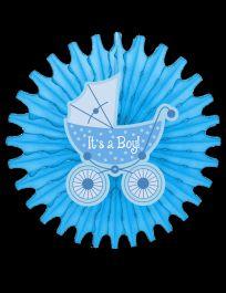 Its A Boy Deco Fan