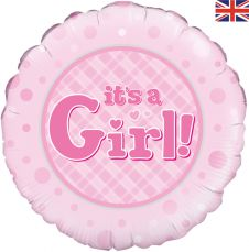 Its a Girl Balloon (18 Inches)