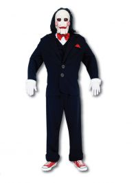 Jigsaw Costume and Mask