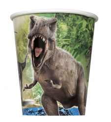 Jurassic World 9 Oz Cups (Pack of 8)