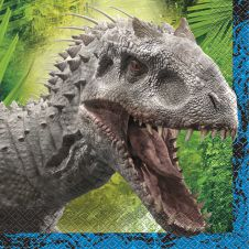 Jurassic World Lunch Napkins (Pack of 16)