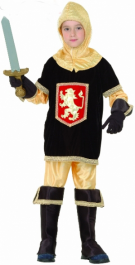 Knight Boy Children Costume