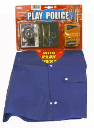 Lets Play Police Kit (4 Pcs )
