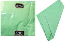 Lime Green 3 Ply Napkins Pack of 12 Pcs