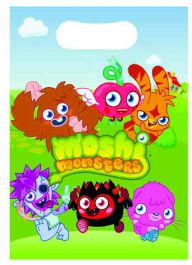 Moshi Monster Loot Bags (Pack of 8)