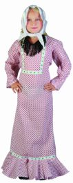 Madrid Woman Costume