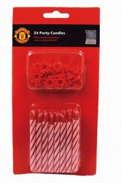 Manchester United Candles