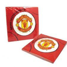 Manchester United Napkins